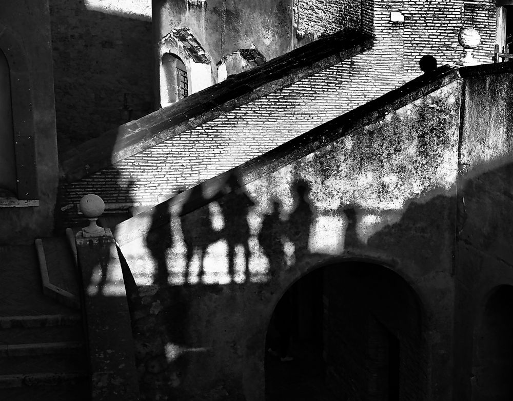 Ombre a Castel S. Angelo