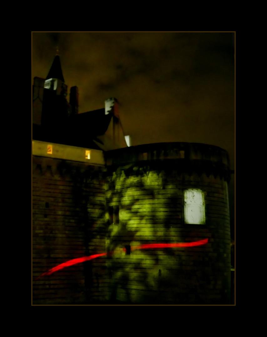 Ombre sur le château (2)