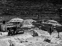 Ombrelloni di Mappatella beach