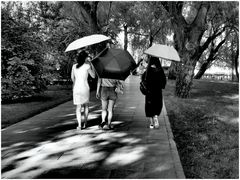 Ombres et ombrelles