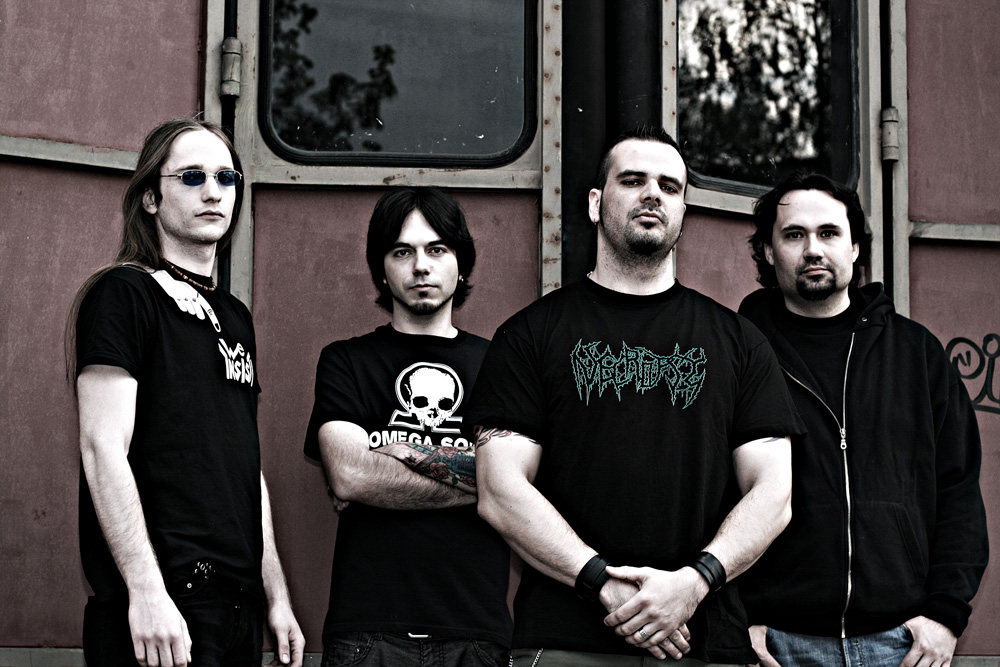 Omega Soul - Bandpromoshooting