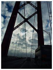 On 25 April bridge