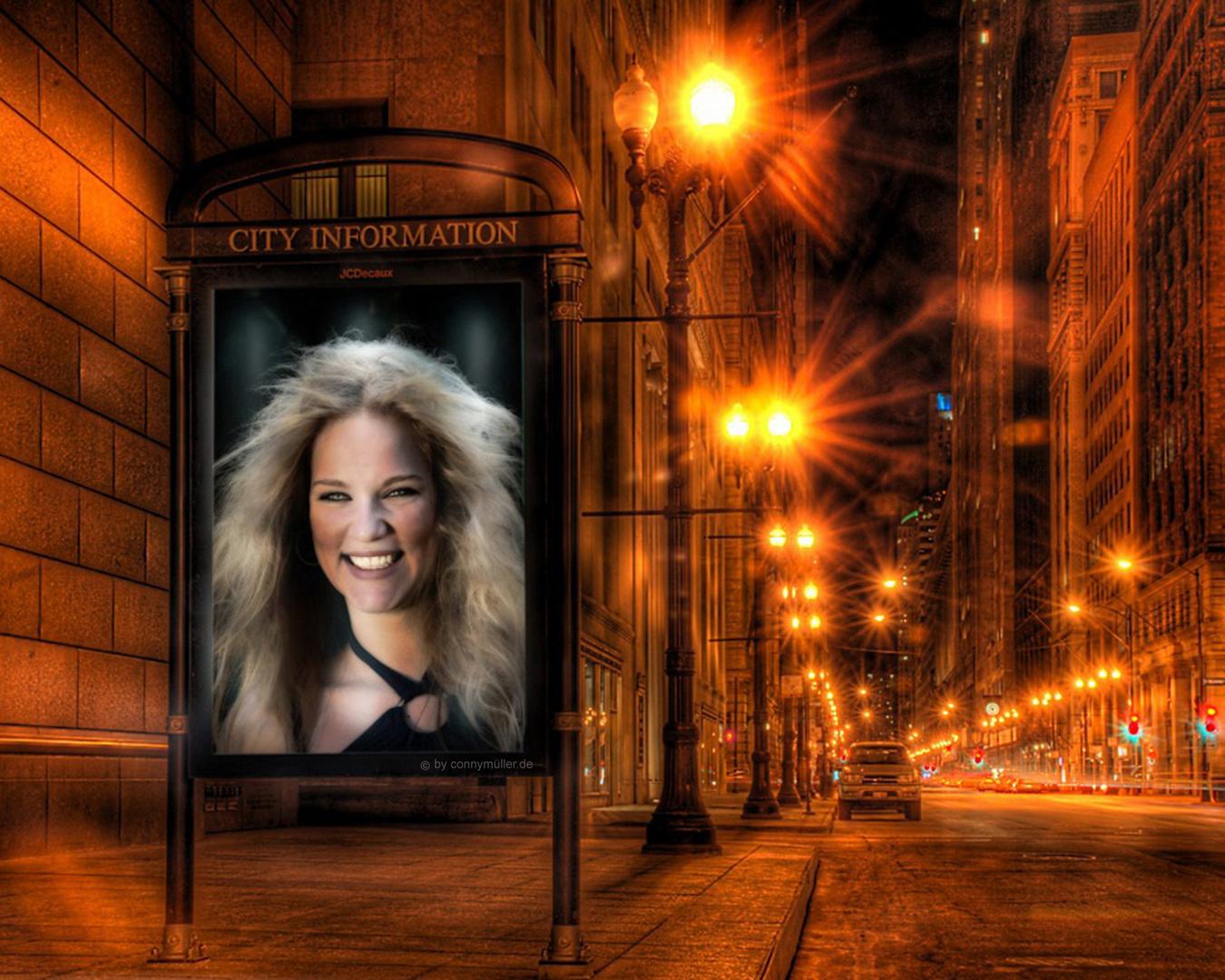 On Broadway Foto & Bild | experimente, rahmen, model w Bilder auf ...