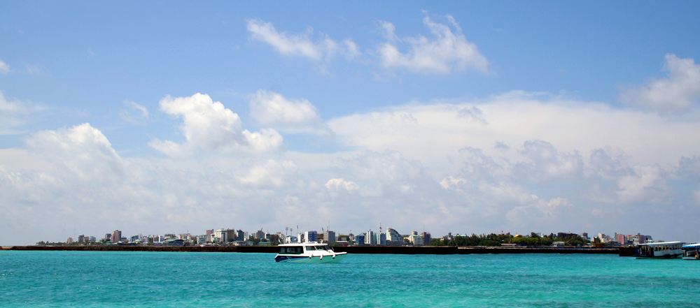 On Maledives