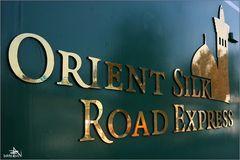 Orient SilkRoad 2014