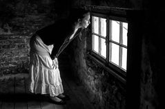 On the Attic of the Dark House