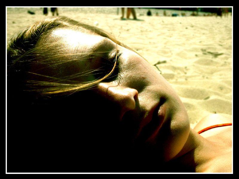[on the beach - Part 2 ]