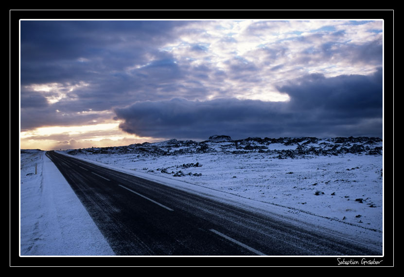 [on the cold road]