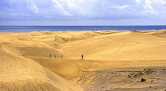 On the dunes *reload*