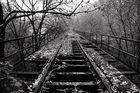 On the old Railway Bridge