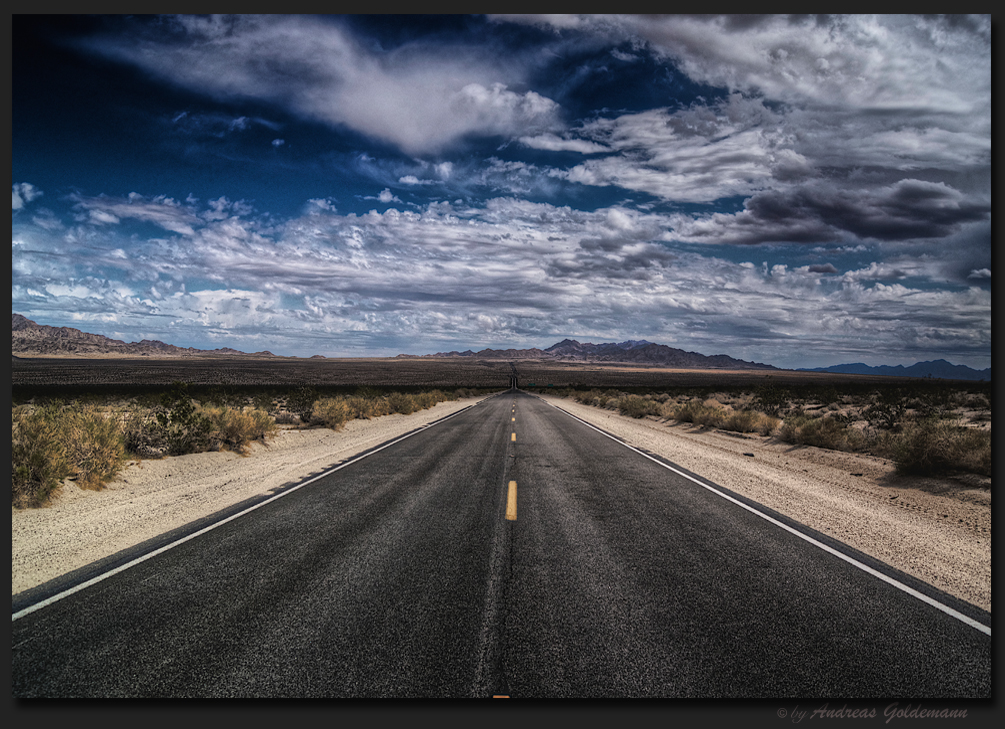 """""""On the Open Road"""""""