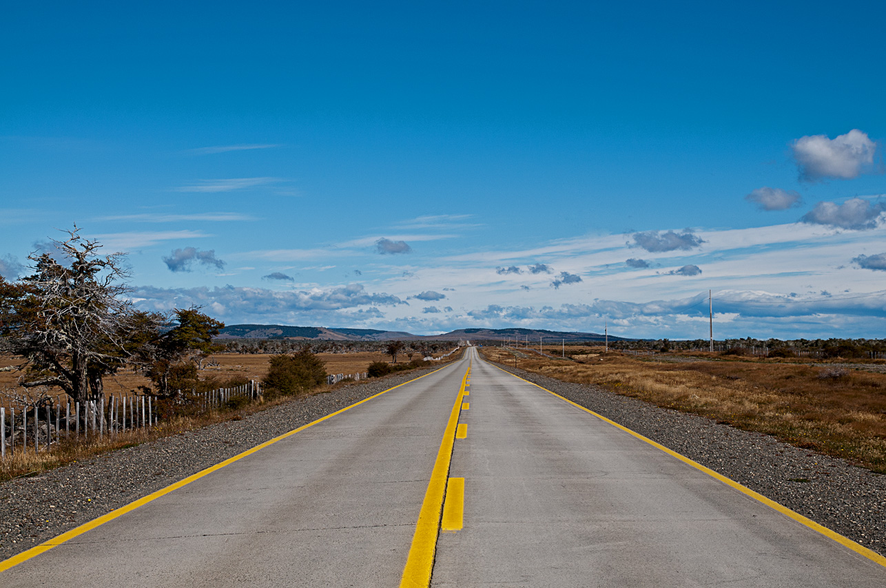On the Road again - Chile / Patagonien