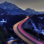 On the Road again - Europabrücke