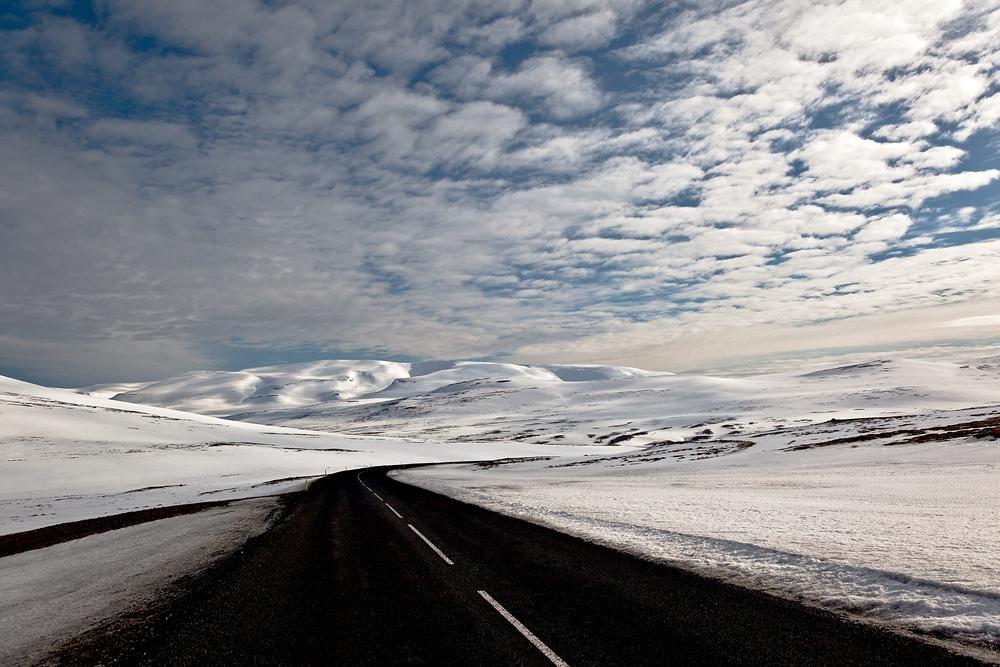 on the road again - Island #1033