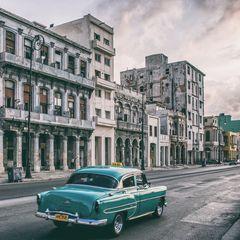 Oldtimer / Cuba Cars