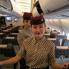 On the way to the Philippines, JU YOUN, Qatar Airways