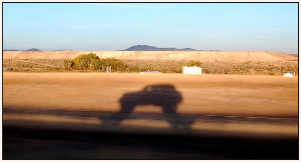 On Tour im roten Jeep *6* - oder: Jeep auf Stelzen