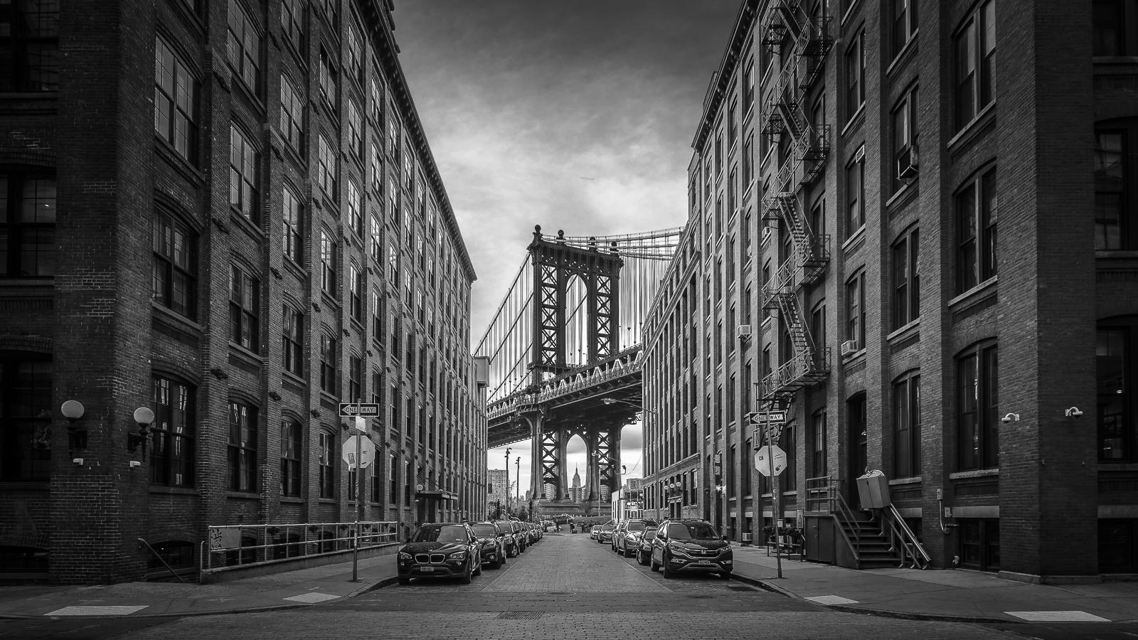 Once Upon A Time In America Foto Bild Usa Bridge Brooklyn