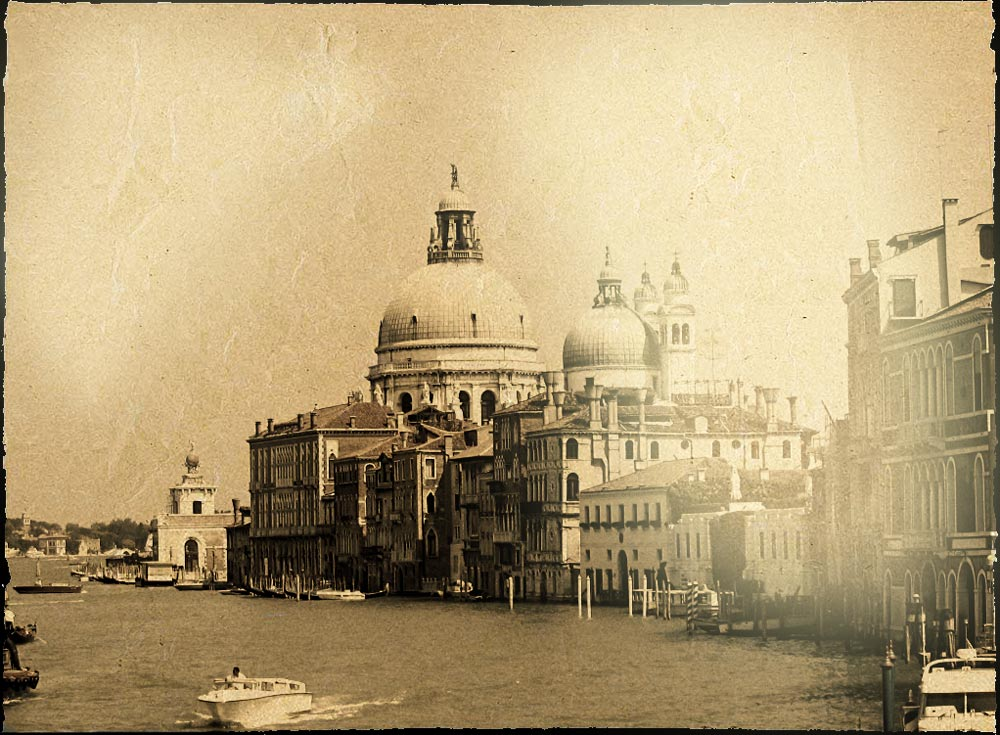 Once upon a time... in Venice