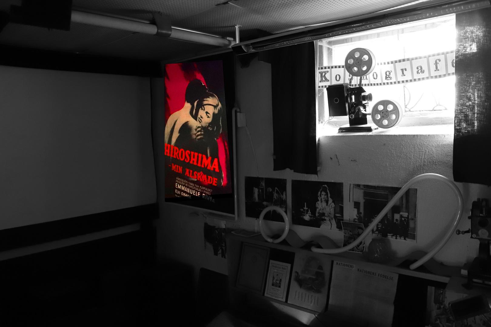 Once upon time...the cinema!
