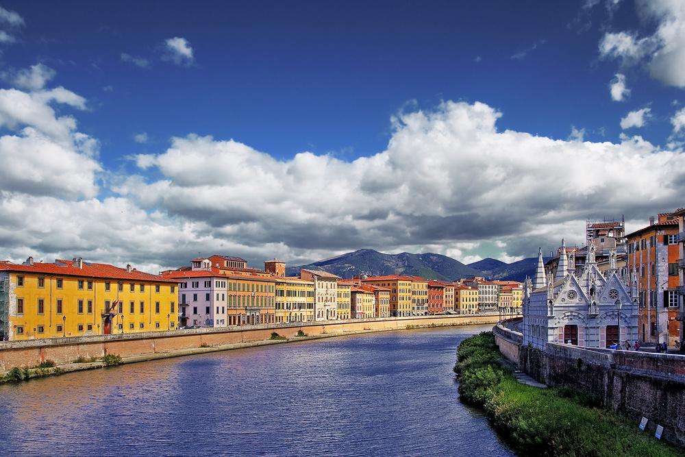One day in Pisa - Part III.