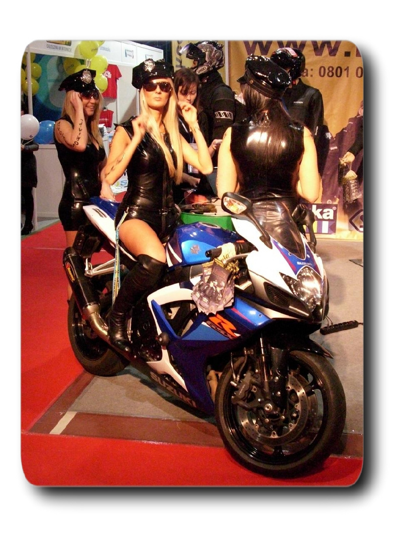 One day on motoshow