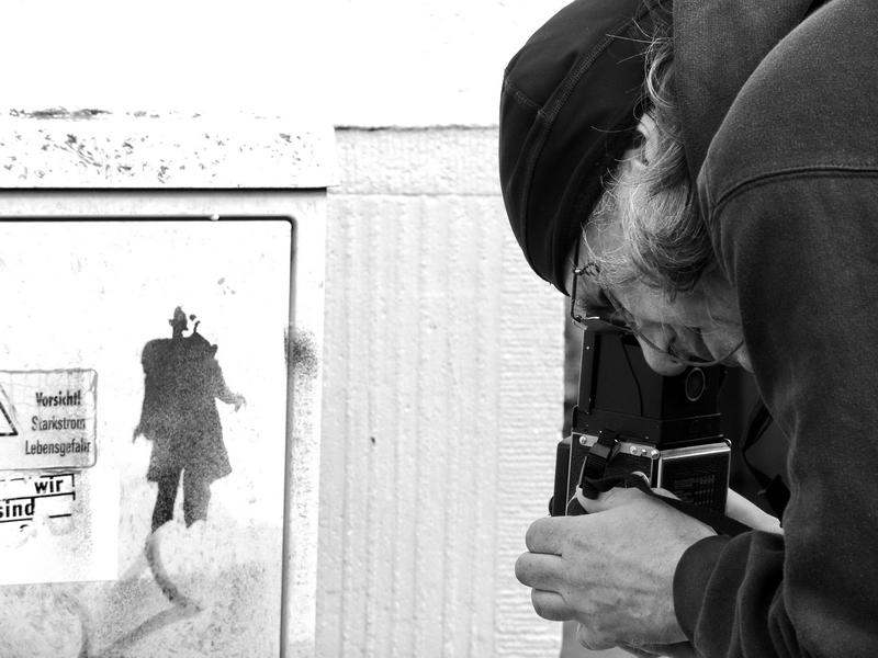 - one focused roll film photographer -