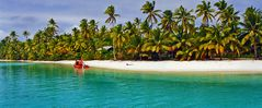 ONE FOOT ISL: AITUTAKI