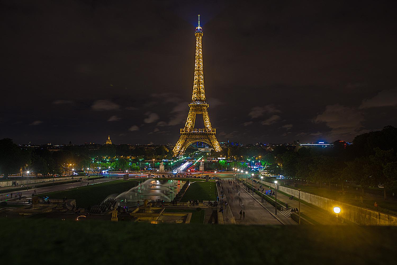 One Night in Paris.. Foto & Bild | architektur