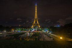 One Night in Paris..