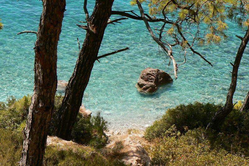 One of my favorite views... Kabak - Faralya