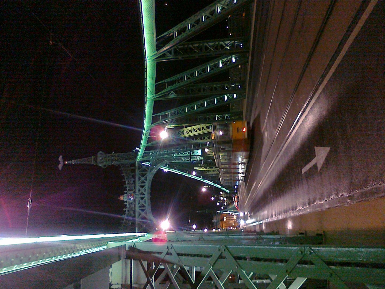 one of the bridge of Budapest