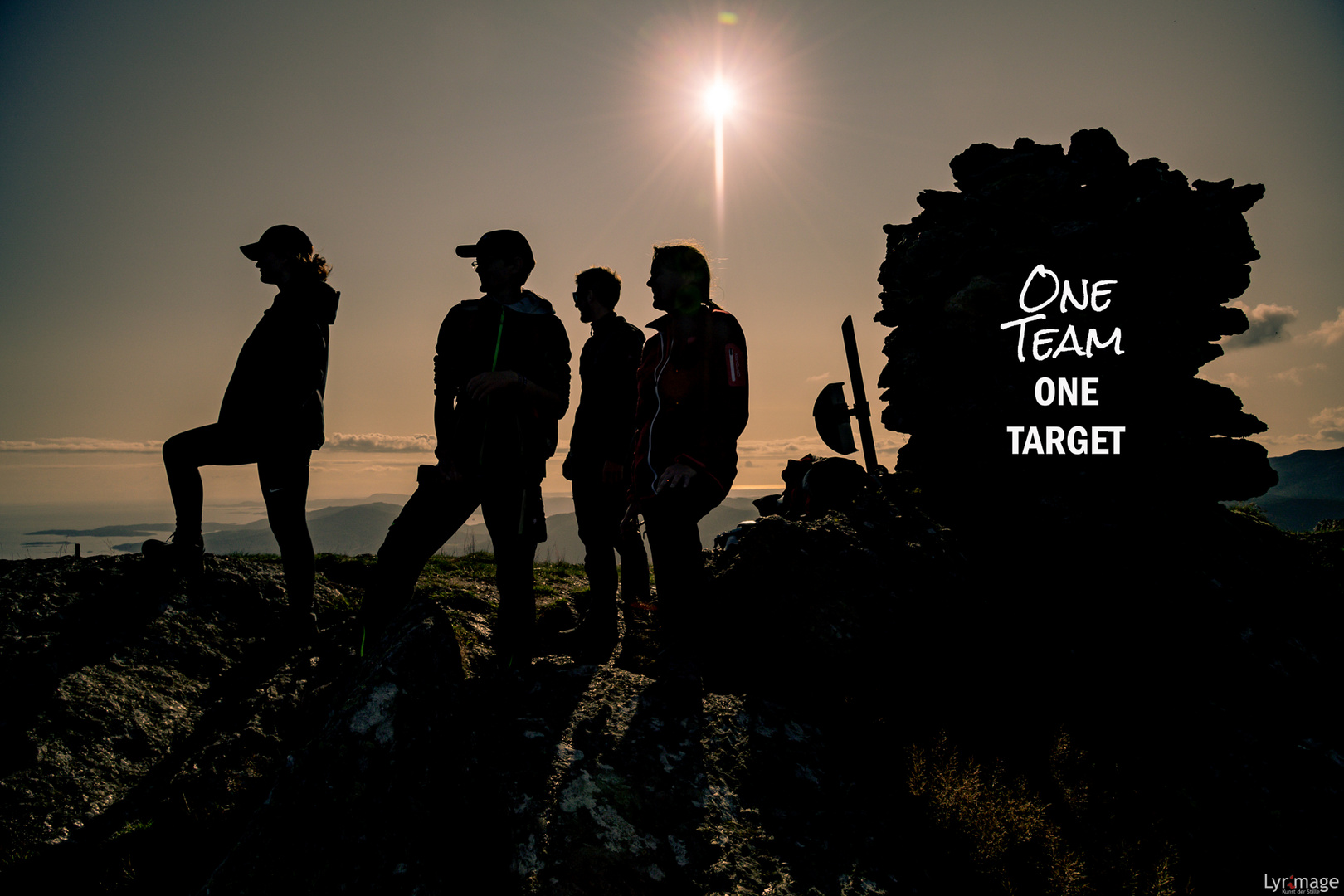 One Team One Target