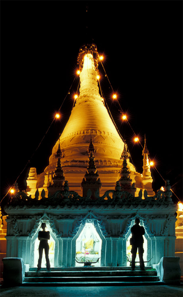 one, two, Buddha