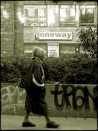 One way ....