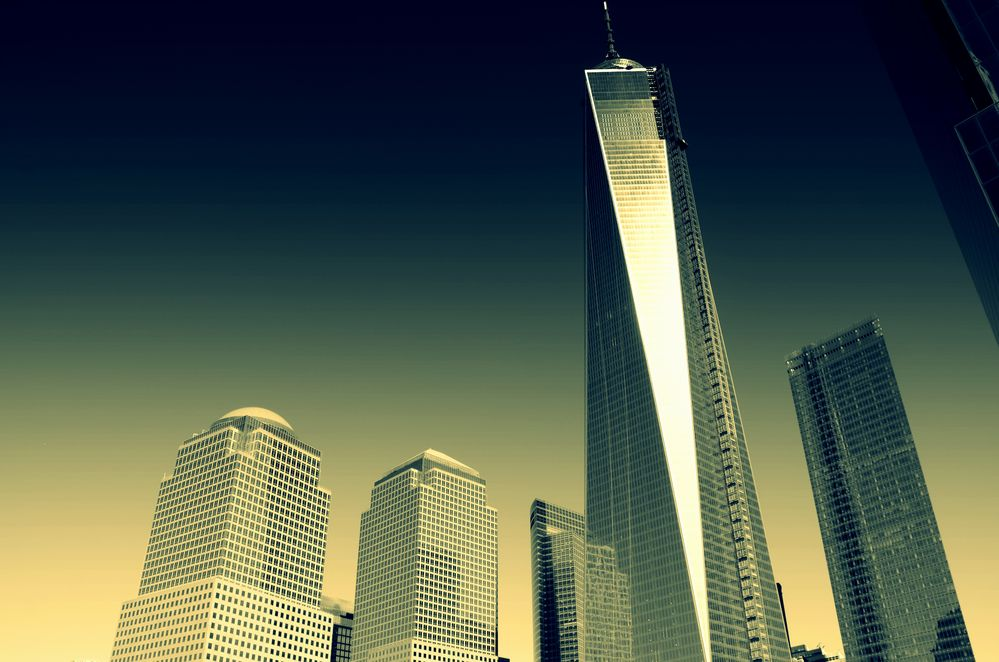 One World Trade Center (Freedom Tower)