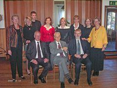 Onkel Heiners 90. Geburtstag am 15.10.05