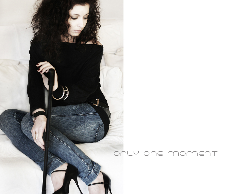 only one moment in my life with MS