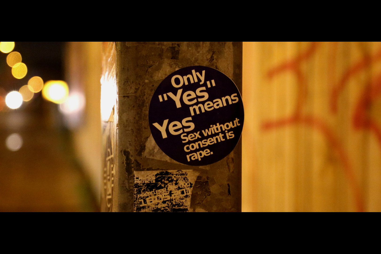 """Only """"Yes"""" means Yes"""