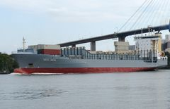 OOCL Neva   -   Containerschiff