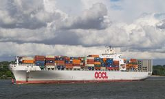 OOCL NEW YORK (Orient Overseas Container Line )