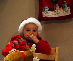 Oooops, ist denn heut scho Weihnachten?