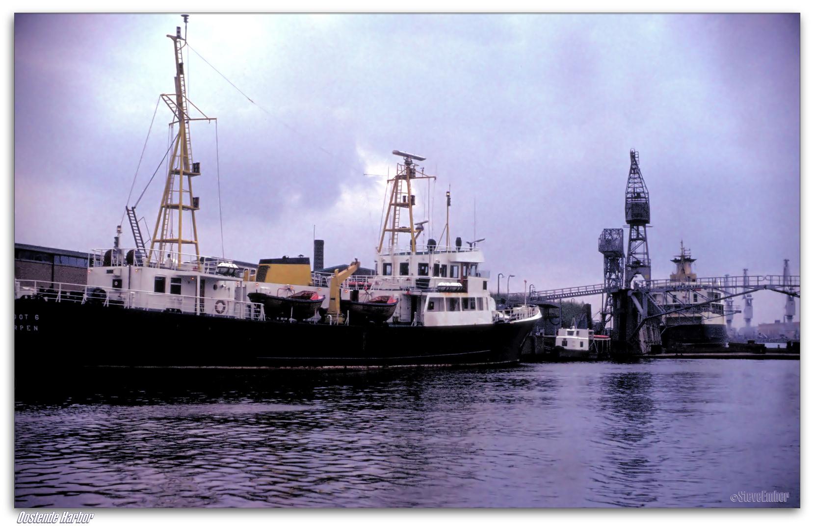 Oostende Harbor