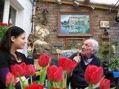 opa ist heut 88 und hat viel zu erzählen,unter anderem:
