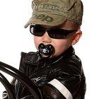 Opa, steig aufs Bike - heute fahre ich