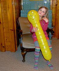 °°° Opaaa, hast noch ein paar Luftballons ? °°°