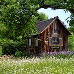 Opas altes Taubenhaus