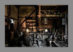 ...Opa´s Werkstatt...