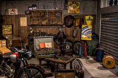 Opas Werkstatt