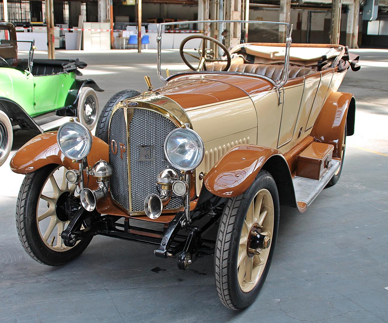 Opel 10/30 (10/35) PS
